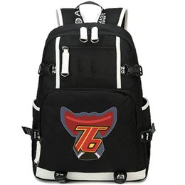 Wholesale Girls Jack - Soldier 76 backpack Jack Morrison daypack Game schoolbag Leisure rucksack Sport school bag Outdoor day pack