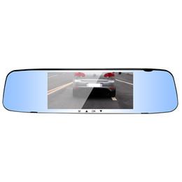 Car Drive Recorder 5.0 pollici Safe Travel 1080P HD Lingue multiple con GPS Camera USB Monitoraggio intelligente del parcheggio con pacchetto Retail da cappelli del pc fornitori