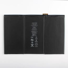 11560mAh 3.7 V Batteria originale originale per Apple iPad 3 3rd Gen A1389 616-0604 616-0586 616-0593 969TA103H 969TA110H da ipad genuino della mela fornitori