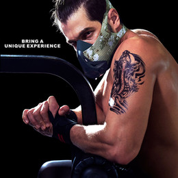 FDBRO Masken Schwarz Sport Training Style Höhe Konditionierung Trainingsmaske Sport Maske 2.0 Maske Mit Box KOSTENLOSER VERSAND von Fabrikanten