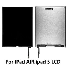 100% good quality lcd screen display For iPad 5 iPad Air A1474 A1475 A1476, free shipping