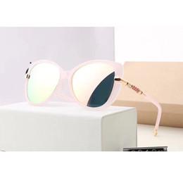 632cf73185 Nuevo diseño de moda para mujer gafas de sol polarizadas de forma ovalada  lente de resina gafas de sol de marco de plástico para mujeres gafas de sol  ...