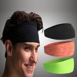 Unisex Spor Yoga Spor Geniş Bandı Streç Şerit Saç bantları Hood Elastik Kafa Bandı DHL Kargo supplier stretch elastic ribbon nereden esnek elastik şerit tedarikçiler