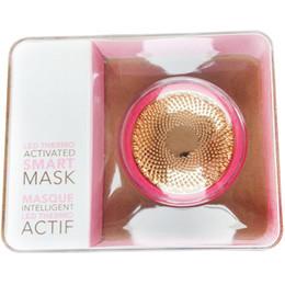 Outils de technologie gratuite en Ligne-UFO LED dispositif de masque intelligent activé par beauté Beauty Tech révolutionne les masques pour le visage outil de soin de la peau livraison gratuite
