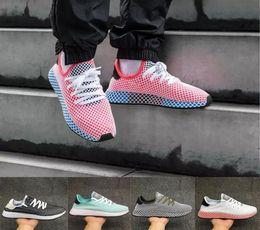 cheap for discount d48c5 06039 2018 venta caliente DEERUPT RUNNER TUBULAR SOMBRERO DE LA SOMBRILLA Al aire  libre NET diseñador de las mujeres para hombre Zapatos corrientes CQ2624  caminar ...