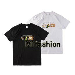 Wholesale Dog T - 2018 Summer 17FW DOG SHIT TEE Box Logo t shirts American Men Women T-shirt skateboard tshirt Cotton Short Sleeve Tops