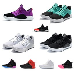 fbf7975d81e Cheap Mens Hyperdunks low basketball shoes for sale Black Blue Purple Red  new arrival HD 2018 Hyperdunk X sneakers boots tennis with box