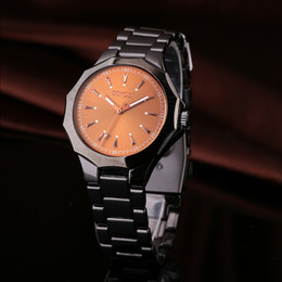 Wholesale Sinobi Watches Men - saati SINOBI es Fashion Full Steel Luxury Watch Men Watch Waterproof Men's Watch Clock saat relogio masculino erkek kol saati