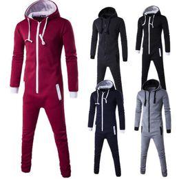 Wholesale Cardigan Men Wear - Breathable comfortable men tracksuits fashion patchwork sport wear casual tracksuits men vintage brief running jogging suits men