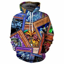 Men's Clothing Hoodie Sweatshirts Yugi Muto Aibo Atem 3d Hoodies Coat Pullovers Men Women Outerwear Jacket Hoodie Buy Cheap Yu-gi-oh