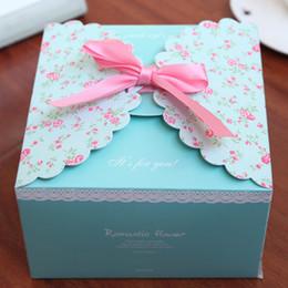pajarita metálica Rebajas Caja del caramelo de la manera Caja de regalo del caramelo de la boda Embalaje exquisito Cartón del color Cajas de regalo de alta calidad modificadas para requisitos particulares Venta al por mayor