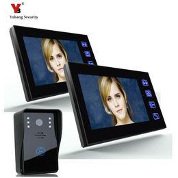 systèmes de clé de sécurité Promotion Yobang Security Freeship Wired Touch Key 7