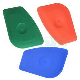New Big Thin Bleu En Plastique Quadrangle Choisissez Pry Ouverture Outils De Réparation kit quadrilatère pour Téléphone Repairment 200pcs ? partir de fabricateur