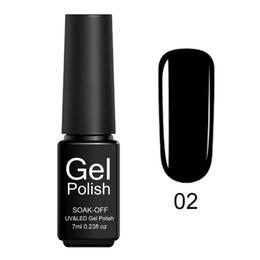 7ML gel de couleur pure semi permanente permanente de vernis UV de gel de 29 couleurs tremper outre du vernis mené durable de gel d'ongle ? partir de fabricateur