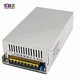 Wholesale switching power supply cctv - wholesale free shipping 720W 12V 60A AC to DC Switch Power Supply Transformer for LED Strip AC110 240V for CCTV PSU