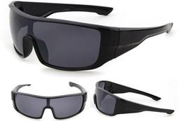 gafas de playa reflectantes Rebajas Diseñador de la marca hombre gafas de sol deportivas gafas de playa hombres revestimiento reflectante gafas de sol cuadradas mujeres al aire libre gafas de sol de conducción envío gratis