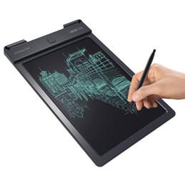 Новая доска для рисования Портативный цифровой планшет для письма с ЖК-экраном для письма + перо для рисования 9-дюймовый блокнот для рукописного ввода Игрушка для рисования для детей от Поставщики супер игровая приставка
