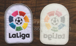 Wholesale Embroidery Patches Badges - Embroidery New La Liga LFP patch football Print patches badges,Soccer Hot Patch Badges