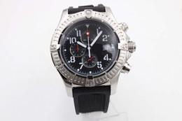 Buceo profesional online-Los hombres de la marca antigua de alta calidad miran la serie A1338012 / F548 (correa de caucho latente profunda Diver Pro) del reloj del vengador reloj de buceo
