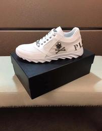 chaussures wedge mary jane Promotion 2018 Chaussures de sport en gros (avec boîte) Chaussures de mode décontractée pour hommes Chaussures de sport Sneakers de mode pour hommes