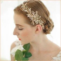 Rabatt Vintage Hochzeit Haar Reben 2019 Vintage Hochzeit Haar