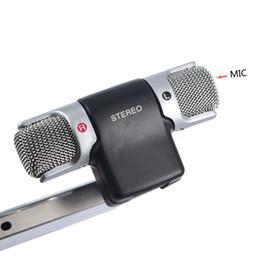 konferenzen mikrofon Rabatt Rushed Verkauf Karaoke Computer Konferenz Mikrofone Mikrofon Skype Msn Singen Aufnahme 3,5 mm Kondensatormikrofon Mic für PC Laptop