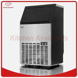 Wholesale Making Ice Cubes - HZB80 80KG 24hours cube ice making machine ice maker for commercial use