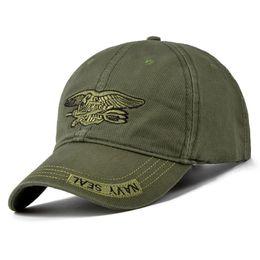 New Men Navy Seal Cap Top Quality Army green Snapback Caps Fishing Hat Camo Baseball  Caps Adjustable Bone navy seals hats on sale d0f88cf33e71
