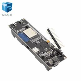 dip relè Sconti GREATZT esp-wroom-02 Modulo WIFI mini Pocket 8266 D1 --ESP8266 + 18650 Batteria