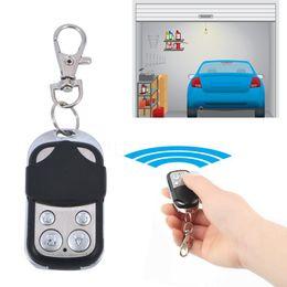 1pcs chaud électrique porte de clonage porte de garage télécommande fob clé 433mhz avec porte-clés ? partir de fabricateur