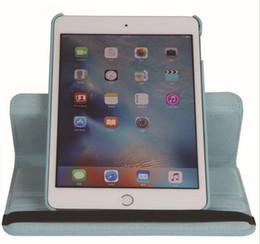 Per iPad Pro 9.7 10.5 2017 air 2 3 4 5 6 Mini Magnetic 360 Custodia in pelle rotante Smart cover Stand da tavoletta d'imitazione fornitori