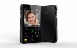 Base maestra online-Fiio X5 3ra generación basada en Android Mastering Quality Reproducción sin pérdidas Reproductor de música portátil Funda de cuero con batería de polímero de litio 3400mAh