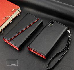 Кожаный чехол онлайн-Премиум кожаный бумажник чехлы для iPhone X 8 7 6 плюс съемный магнитный Snap-on с слот для карты флип чехол