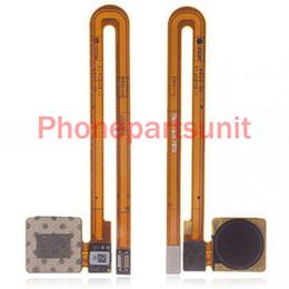 2019 reparar escáner Nuevo para Oneplus 5T 1 + 5T Escáner de huellas dactilares Cable Flex Botón de inicio Teclas de retorno Menú Flex Sensor de potencia Flex Piezas de reparación Envío gratis