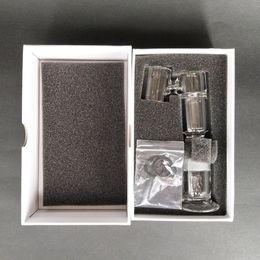 Fixation de l'herbe sèche stylo vape en Ligne-Filtre à eau transparent de remplacement pour verre de rechange pour G9 510 H enail henail Plus cire sèche vape stylo vape Filtre à eau en verre