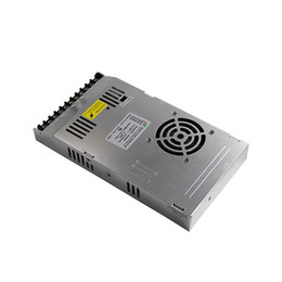 Wholesale Power Input - 5V 70A 350W 80A 400W Switching Power Supply Driver for LED Strip AC 100-240V Input to DC 5V