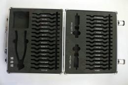 audi lock tool NZ - Original 32pcs set 2 in 1 LiShi tool for car lock repair + 1 Free Lishi Cutter locksmith tools