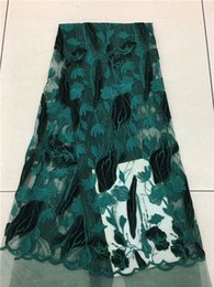 2019 африканская кружевная фиолетовая органза Высокое качество швейцарский вуаль кружева 2018 Африканская органза Нигерия кружева ткань с бархатом,Африканская кружевная ткань для одежды зеленый фиолетовый дешево африканская кружевная фиолетовая органза