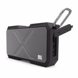 Argentina Nillkin X-man Bluetooth altavoz del teléfono cargador cargador de cable de altavoz inalámbrico para xiaomi para samsung iPhone oneplus zuk supplier nillkin wireless charger Suministro