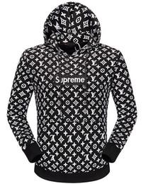 Las nuevas sudaderas con capucha 3D Snake de lujo Negro Rosa Blanco Sudaderas con capucha Kanye West Style Streetwear Sudaderas Hombre M-XXXL # 33 desde fabricantes
