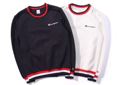 Wholesale High Turtleneck Sweater - Selling discount high-quality design hoodies boy leisure brand designer sweatshirt hba APE cotton sweater jacket European PALACE American
