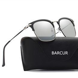 2019 occhiali da sole di disegno di trasporto di goccia BARCUR New Brand Occhiali da sole Uomo Occhiali da vista Donna Drop shipping Occhiali da sole Occhiali da sole rosa sconti occhiali da sole di disegno di trasporto di goccia