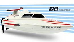 Wholesale Mini Wltoys - Wltoys WL911 4CH 2.4G High Speed Racing RC Boat RTF 24km h Remote Control Toys WL 911 VS FT007 FT009 UDI001 Wl912