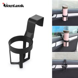 Wholesale Water Bottle Holder For Car - Vingtank Universal Car Bottle Drink Holders Water Cup Holder Hanging Holder for Truck Interior Window High Quality