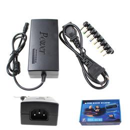 dc 12v Скидка DC 12V / 15V/16V/18V/19V/20V / 24V 4-5A 96W ноутбук переменного тока Универсальный адаптер питания зарядное устройство для ASUS DELL Lenovo Sony Toshiba ноутбук