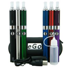 Canada MT3 EVOD Starter Kit cigarette cigarette électronique paquet 650mAh / 900mAh / 1100mAh Atomiseur DH3 de la batterie MT3 Offre