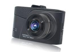 "Wholesale car driving video recorder - 3"" FHD car DVR dashcam vehicle video digital recorder car driving camcorder 170° G-sensor motion detection parking monitor"
