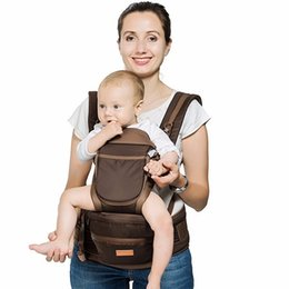 eb189fdacbf baby kangaroo carrier Promo Codes - luxury 9 in 1 hipseat ergonomic baby  carrier 360 mochila
