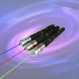 Canada Vert rouge lumière laser stylo faisceau faisceau pointeur laser pour SOS montage nuit chasse enseignement cadeau de noël op paquet DHL livraison gratuite Offre