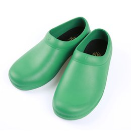 Wholesale Clogs New - Fashion New Surgery Shoes Non-Slip Comfortable Full Surround Hospital Shoes Nurse Doctor Special Medical Surgical Slippers Clogs